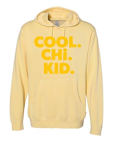 Yellow Cool Chi Kid