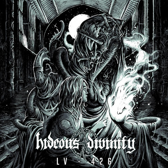 REVIEWED: Hideous Divinity - 'LV-426'