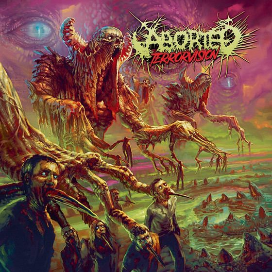 REVIEWED: Aborted's 'TerrorVision'