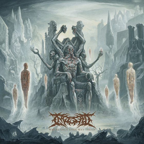 REVIEWED: Ingested - 'Where Only Gods May Tread'
