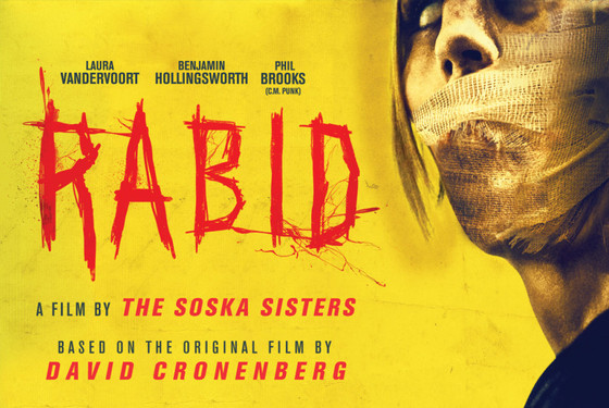 MOVIE REVIEW: Rabid (2019)
