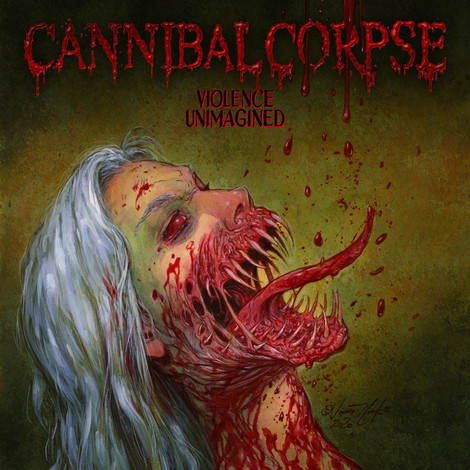 REVIEWED: Cannibal Corpse - 'Violence Unimagined'