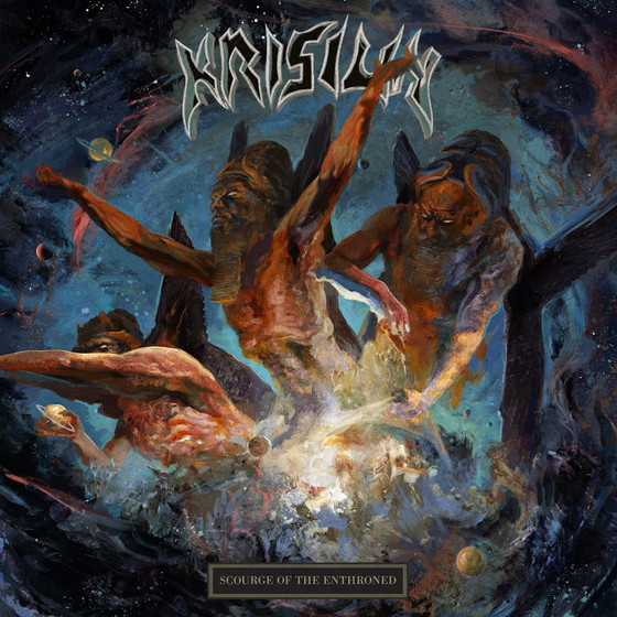REVIEWED: Krisiun's 'Scourge of the Enthroned'