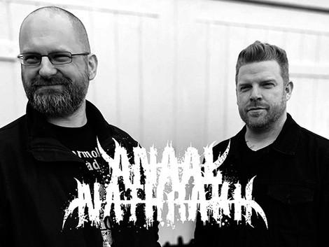 PROFITS OF DOOM: Anaal Nathrakh's Dave Hunt reflects on darkly prophetic 11th album 'Endarkenment'