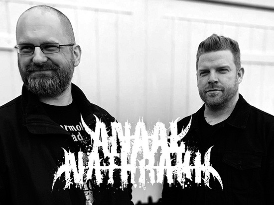 PROFITS OF DOOM: Anaal Nathrakh's Dave Hunt reflects on darkly prophetic 11th album 'Endarkenment'