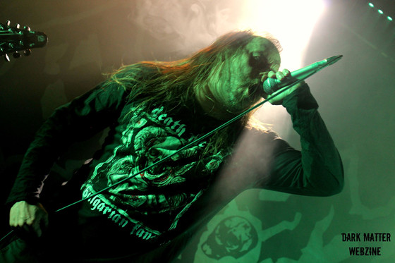 LIVE REVIEW: Entombed A.D. + Aborted + Baest @ The Dome, London