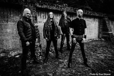 Dutch extreme metal crew Soulburn talk post-apocalyptic fourth album 'Noa's d'Ark'