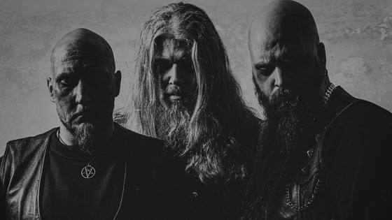 PESTILENCE SHALL COME: Naglfar's Kristoffer Olivius talks darkly prophetic new full-length '
