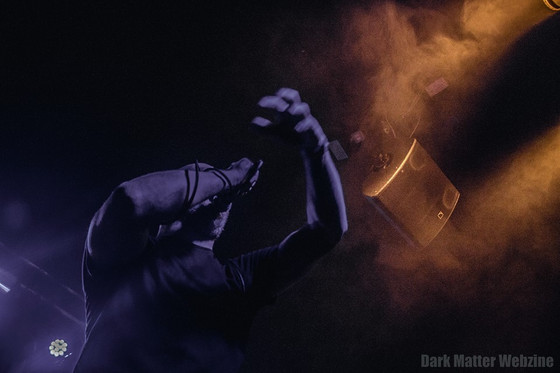 LIVE REVIEW: Anaal Nathrakh + Akercocke @ The Garage, London