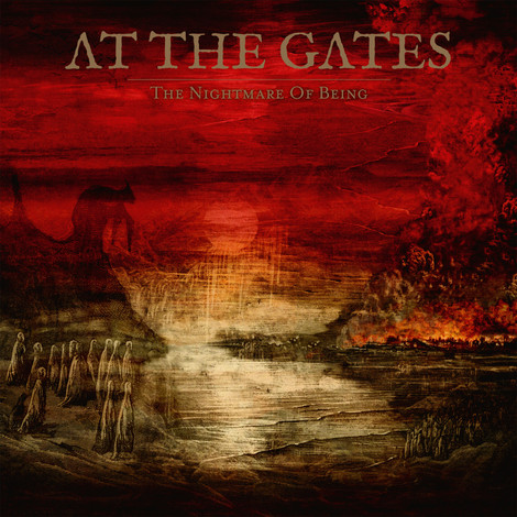 REVIEWED: At The Gates - 'The Nightmare of Being'