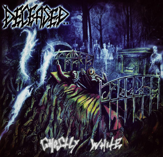 REVIEWED: Deceased's 'Ghostly White'
