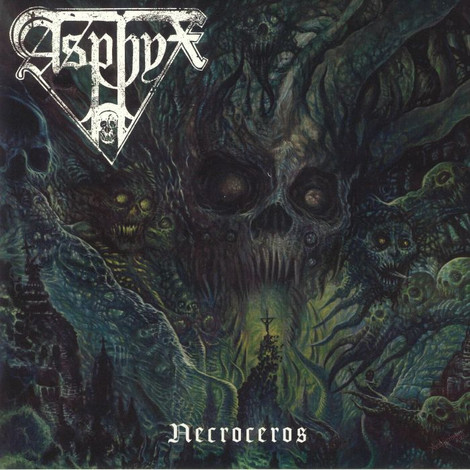 REVIEWED: Asphyx - 'Necroceros'
