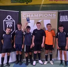 ER Futsal Plate Team