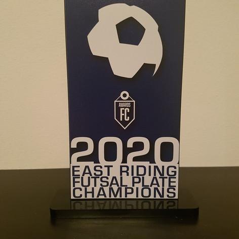 U14 ER Futsal Plate Trophy