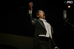 Concert in Piedras Negras, Mexico.