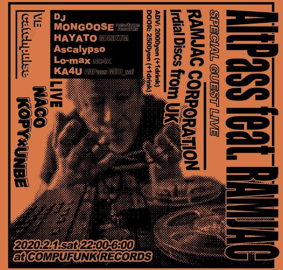AltPass feat RAMJAC