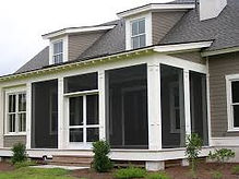 screened in porches repaired