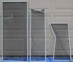 Window screen repair