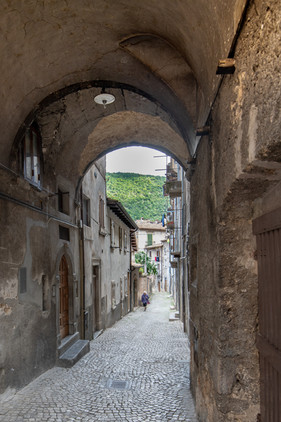 Scanno street