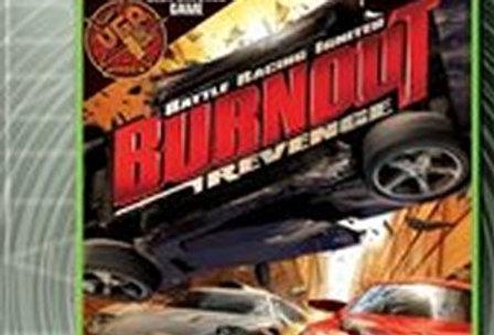 Burnout Revenge -Xbox 360