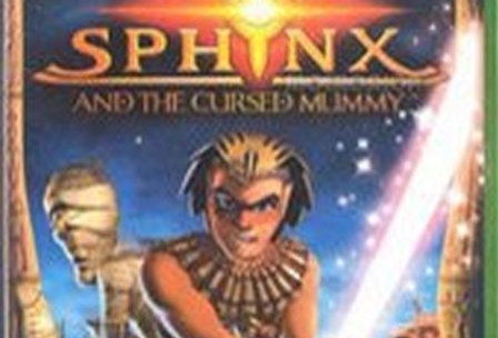 Sphynx and the Cursed Mummy