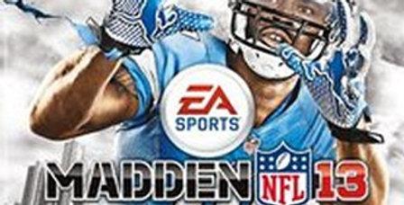 Madden NFL 13 -PlayStation 3