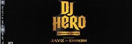DJ Hero Renegade Edition -PlayStation 3