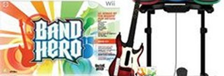 Band Hero Superbundle -Nintendo Wii