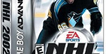 NHL 2002 -Game Boy Advance