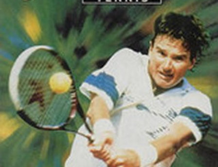 Jimmy Connors Tennis -Nintendo (NES)