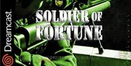 Soldier of Fortune -Sega Dreamcast