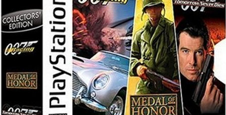EA Action Collectors' Edition