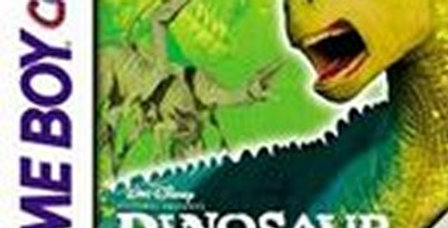 Disney's Dinosaur -Game Boy Color