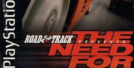 Need for Speed -PlayStation 1