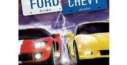 Ford vs Chevy -PlayStation 2
