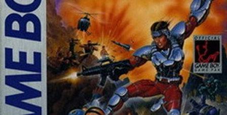 Bionic Commando -Game Boy