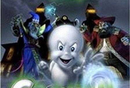 Casper Spirit Dimensions -PlayStation 2