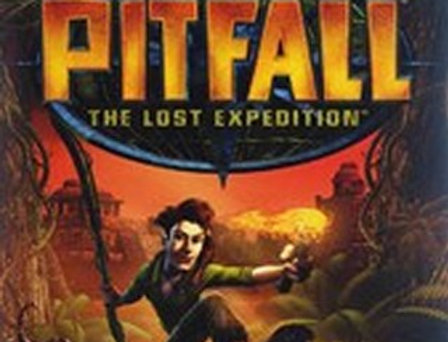 Pitfall The Lost Expedition -Nintendo Gamecube