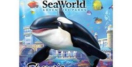 Shamu's Deep Sea Adventure -PlayStation 2
