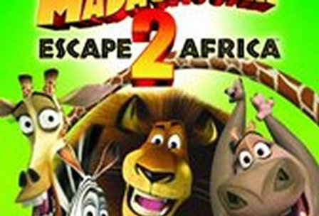 Madagascar Escape 2 Africa -Xbox 360
