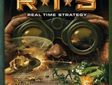 Army Men RTS -Nintendo Gamecube