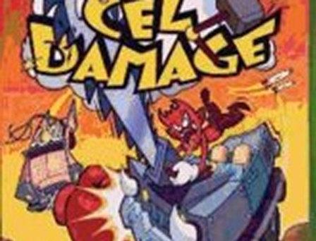 Cel Damage -Xbox