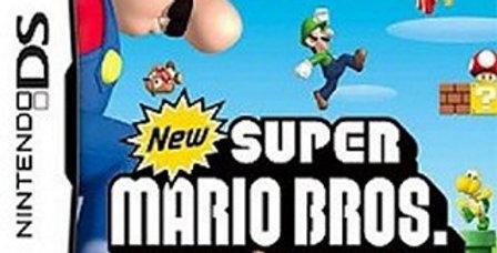 Mario Bros, New Super