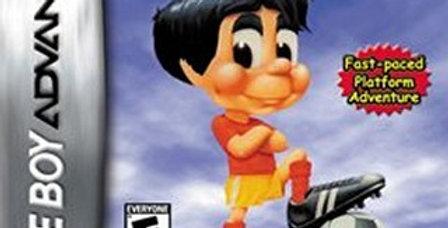 Soccer Kid -Game Boy Advance