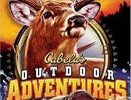 Cabela's Outdoor Adventures -Xbox