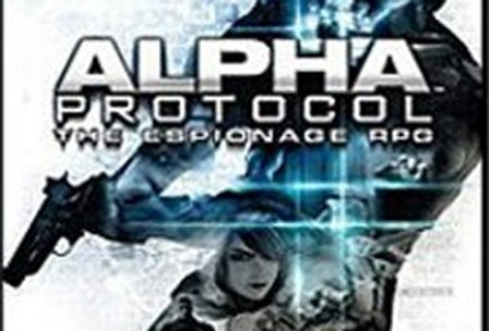 Alpha Protocol -Xbox 360