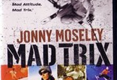 Jonny Moseley Mad Trix -PlayStation 2