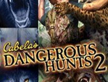 Cabela's Dangerous Hunts 2 -Xbox