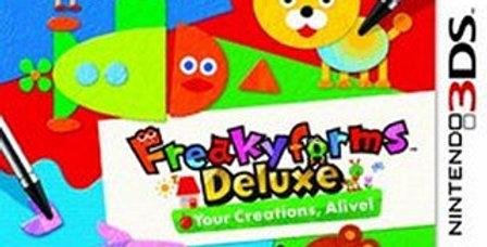 Freakyforms Deluxe Your Creations Alive