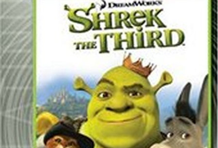 Shrek the Third -Xbox 360